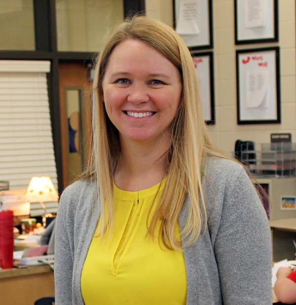 Palmer Named AAFCS National Teacher of the Year - Thomas ...
